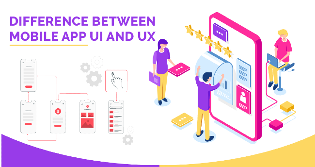 Mobile App UI and UX
